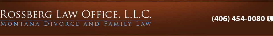 Montana Divorce and Family Law